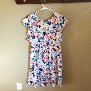 Mossimo Midi floral dress